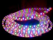 Светодиодный дюралайт LED 10м с контроллером Мульти)