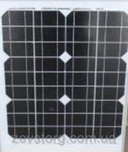 Зарядное Солнечная панель Solar board 30W 18V 64*34 cm