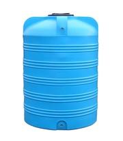 Емкость вертикальная на 1500 литров,  пищевая бочка пластиковая,  бак дл